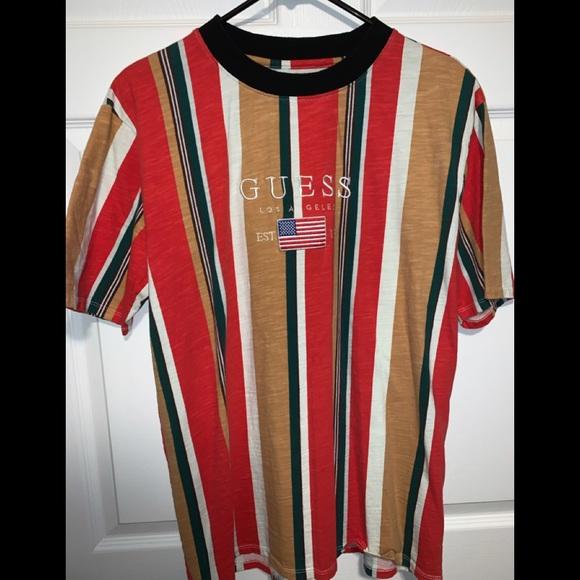 Striped Guess T-Shirt